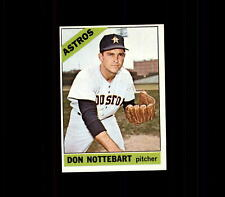 1966 Topps 21 Don Nottebart EX #D409164
