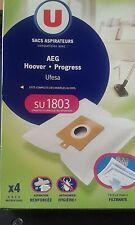 Sacs aspirateur pour AEG , Hoover , Progress