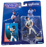MLB Starting Lineup SLU Alex Rodriguez Action Figure Seattle Mariners 1998
