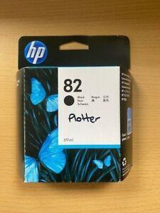 HP 82 Black Ink - New