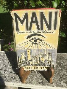 Mani: Travels in the Southern Peloponnese by Patrick Leigh Fermor