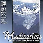 Meditation, Various Composers CD   0730099661423   Acceptable