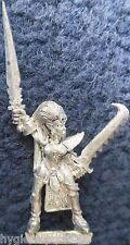 1994 DARK ELF WITCH 8 Citadel Marauder elven army drow Warrior warhammer AD&D GW