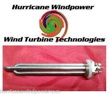 DC Water Heater Element 12 Volt 300 Watt for Wind Generator Turbine Solar Energy