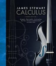 Single Variable Calculus : Early Transcendentals, Volume I by James Stewart...