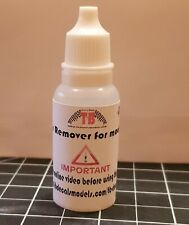 Waterslide Decals Remover for models and modelling TBD359