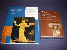 Teaching Co Great Courses CDs    FOUNDATIONS of WESTERN CIVILIZATION  new +BONUS