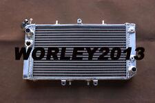 Aluminum radiator for Polaris Outlaw 450 /525 S/MXR/IRS 2007-2011 07 08 09 10 11
