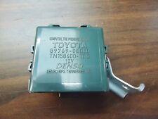 TOYOTA HIGHLANDER NEW 89769-0E060 DENSO COMPUTER TIRE PRESSURE MONITOR TN 15860