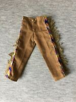 Action Man Indian trouser 1977 Brave Chief Geyperman Palitoy doll 1:6
