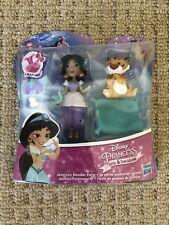 Disney Princesa Pequeño Reino Snap INS Jazmín'S Fiesta De Pijamas muñeca marca nuevo