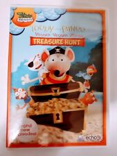 Treehouse Presents Toopy & Binoo: Vroom Vroom Zoom Treasure Hunt New Sealed DVD
