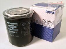 Mahle Oil Filter OC109/1 - For Nissan Skyline R32 R33 R34 RB25DET RB26DETT