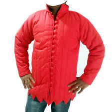 Christmas Gift Birthday Gifts Gifts For Men Thick padded red zig zag Gambeson