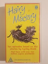 VHS PAL VIDEO TAPE - ABC for Kids Hairy Maclary 10 Episodes