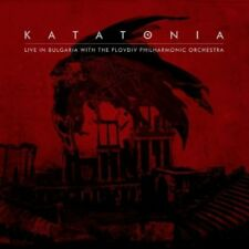 KATATONIA/PLOVDIV PHILHARMONIC ORCHESTRA - LIVE IN BULGARIA  2 VINYL LP NEU