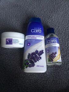 Avon Lavender Bundle