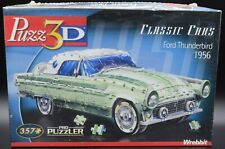 Puzz 3D 1956 Ford Thunderbird ProPuzzler by Wrebbit, NEW, Factory Sealed