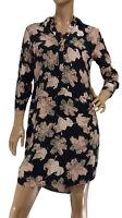 🌻 SPORTSCRAFT WOMENS SIZE 8 SHIRT STYLE FLORAL DRESS AS NEW