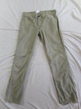 Levi 511 Super Slim Skinny Fit Tan Color Cotton Pants Tag 31x32 Measure 31x31