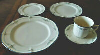 NEAR MINT Noritake ALLENDALE CHINA 5-PIECE PLACE SETTING (2 avail) SHIPS FREE