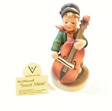 Vintage Goebel Hummel Figurine Sweet Music #186 Tmk3 1955 Germany