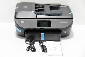 HP K7S08A Envy Photo 7858 All-in-One Inkjet Photo Printer - NO INK