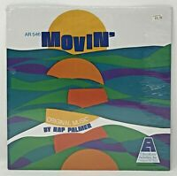 NEW SEALED Movin' by Hap Palmer Vintage Vinyl Record LP (Activity Records, 1973)