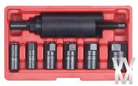 7 pcs Drive Shaft Pulling Puller Extractor Tool Kit Set 4 BMW SUBARU VW