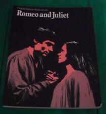 Oxford Shakespeare - Romeo and Juliet LOCAL FREEPOST sc 1114