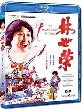 "Sammo Hung ""The Magnificent Butcher"" Yuen Biao HK Version Blu-Ray Region A"