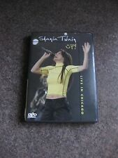 SHANIA TWAIN UP LIVE IN CHICAGO  DVD