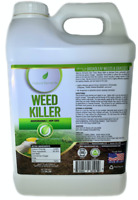 Natural Elements Weed Killer | Glyphosate Free | Kid and Pet Safe | 2.5 Gallon