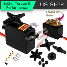 XMG995 180° High Torque Metal Gear RC Servo Motor For Helicopter Car Boat 15KG