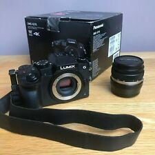Panasonic Lumix G7 Digital Camera & Olympus 50mm f/1.8 Lens - Rarely Used