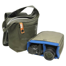 NEW Golla DSLR Camera & Tablet Canvas Army Green Fashionable Bag Protective Case