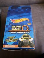 1 BOX HOT WHEELS Slime Race Big Wheels16 Barrels Slime Car & Mini Poster