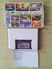Juego Game Boy Advance 108 En 1 - Batman The Animated Series+Spy Vs Spy+Star War