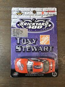 Action Brickyard 400 Tony Stewart Car #20 Home Depot 2000 Pontiac Grand Prix