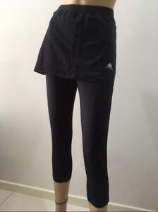 JIVANA 3/4 sports gym fitness pants shorts leggins  skorts   Ladies Women S-M