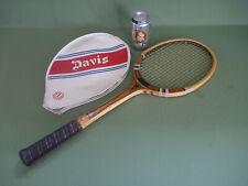 Vintage Davis Imperial Deluxe Tennis Racquet - Exc