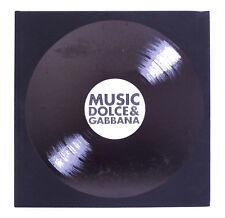 LIBRO - MUSIC IS LIFE WE LOVE MUSIC DOLCE & GABBANA - COPYRIGHT © 2004