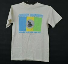 Jimmy Buffett Welcome To FinLand Tour 2011 Mens Small Front & Back Print T-Shirt