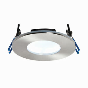 CANNON Fire Rated LED Downlight Anti Glare Bathroom Light 5000K Waterproof IP65