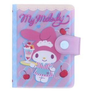 Sanrio My Melody 8 x 10.5 x 2cm PVC Card Holder (20 Pockets) 9-7501-2