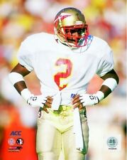 Deion Sanders Florida State Seminoles Licensed Collegiate Un Signed 8 X 10 Photo