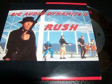BIG Big Audio Dynamite Rush / E=mc2/ Medicine Show Aust Card Sleeve CD Single