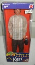 #9175 NRFB Mattel Philippine Islands Ken (Barbie) Foreign Issue