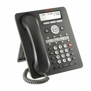 Avaya 1608i IP Office Phone 700458532 1608D01A-003 -  Black YELL 1