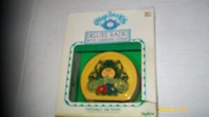 CABBAGE PATCH kids RADIO IN BOX